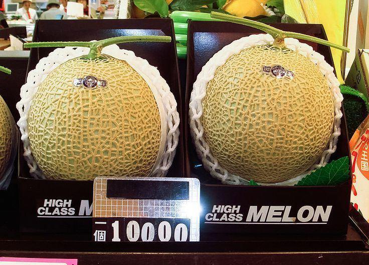 harga buah di jepang